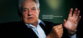 Soros said :