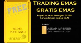 Trading Emas Gratis Emas Di Perpanjang